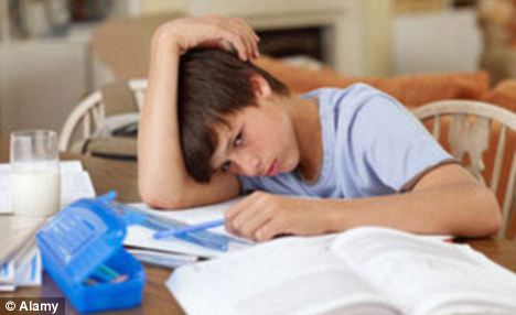 Children an overloaded with extracurricular activities