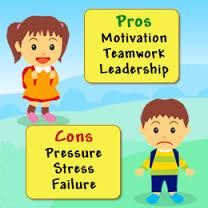 Pros and Cons of Competitions in Schools