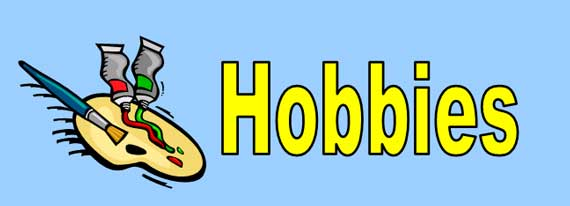 Hobbies help you to improve concentration