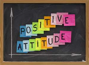 How to develop a positive attitude in your child