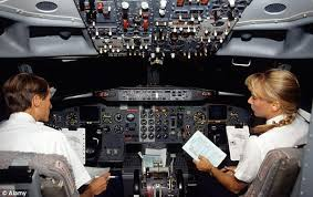 Career as a Commercial Pilot